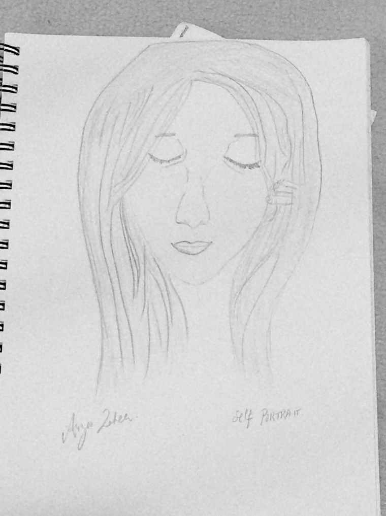 arzoo-self-portrait
