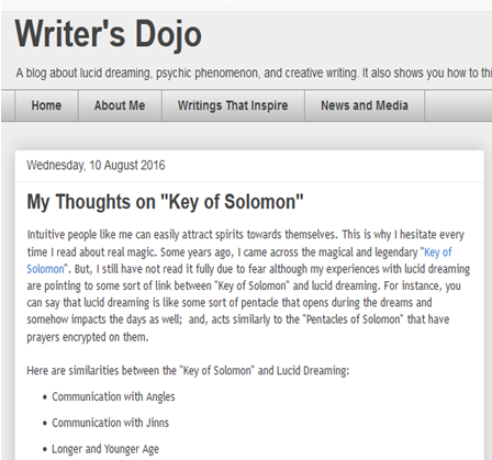 Time is a Funny Bond! – Dot's Writing Dojo